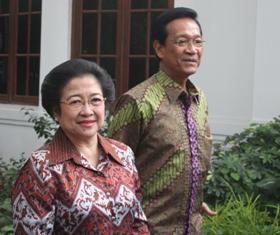 Megawati dan Sri Sultan HB