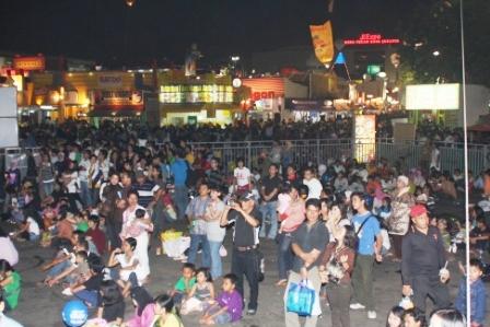 Suasana PRJ 2008
