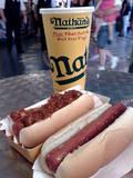 nathans hot dog