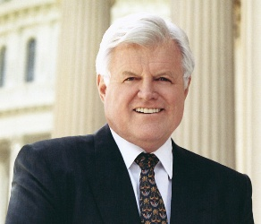 ted kennedy..