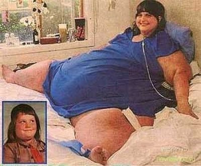 5 heaviest people in the history carol yager 1
