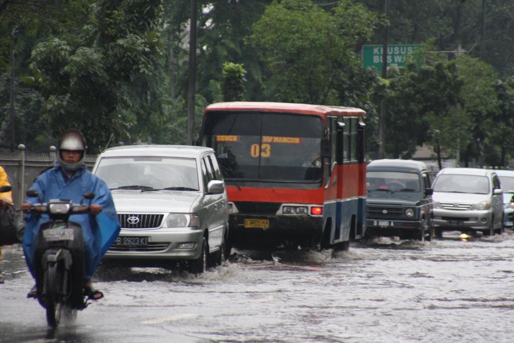 menghindari banjir