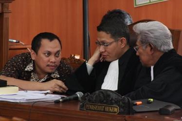 Tim Kuasa Hukum Gayus Tambunan