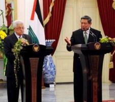 presiden sby dan presiden mahmoud abbas