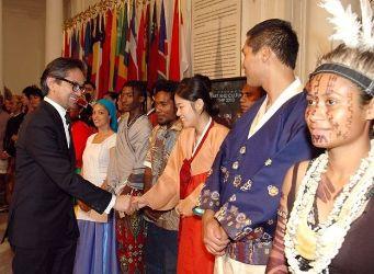 penerima beasiswa seni dan budaya indonesia