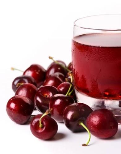 juice cherry