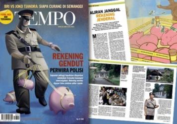 majalah tempo edisi 28 juni - 4 juli 2010