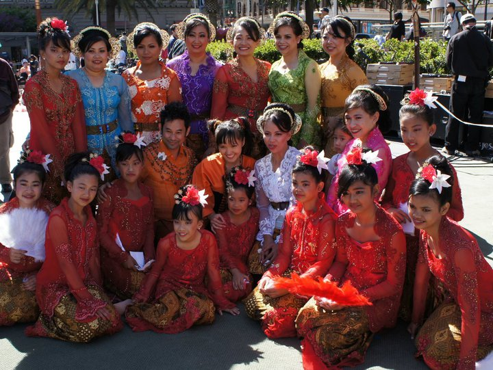 padi barea - indo day 2010