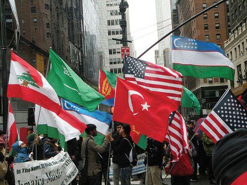 muslim day parade
