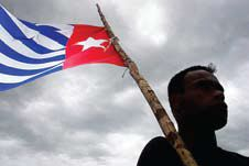 Bendera Papua
