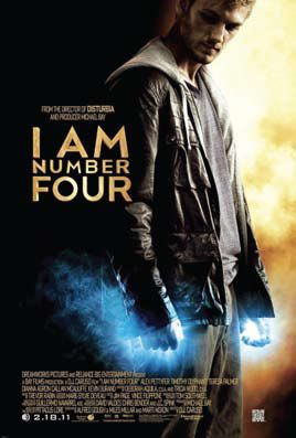Iam Number Four