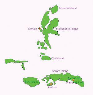 Peta Ambon