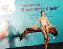 Indonesia Global Home of Batik