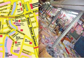 Aksesoris Pasar Asemka
