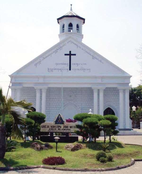 Gereja Kristen Jawi Wetan