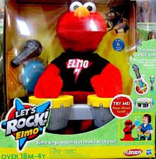 Mainan Lets Rock Elmo