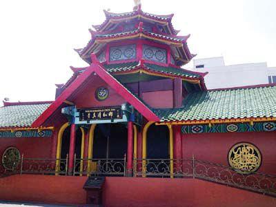 Masjid Moh Cheng Ho Surabaya