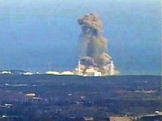 PLTN Fukushima Jepang yang meledak akibat tsunami