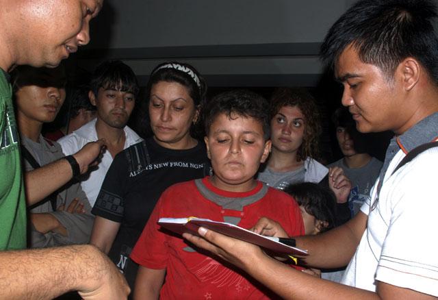 imigran afghanistan