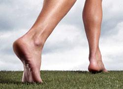 Olahraga tanpa alas kaki