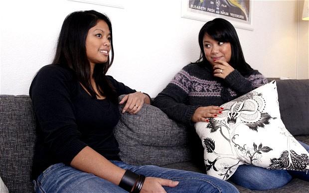 Emilie dan Lin