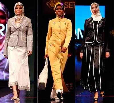 model muslimah turki