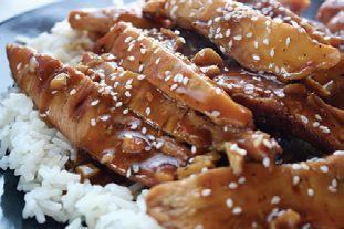 Nasi Ayam Teriyaki