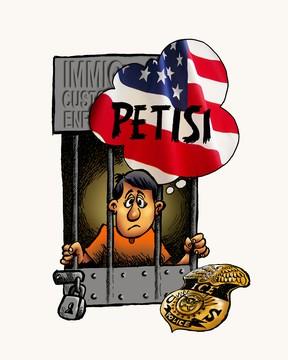 Kisah Penjara di Imigrasi