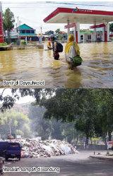 Banjir di dayeukolot