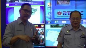 Wamenhub dan Yan Risuani, Direktur Perkapalan dan Kelautan.