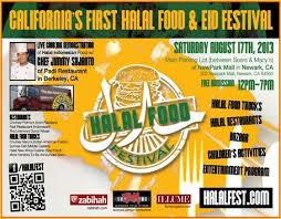 logo festival makanan halal