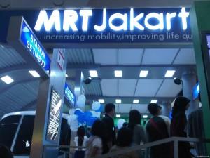 MRT Jakarta kelak.