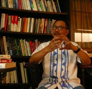Wamenhub, Bambang Susantono.
