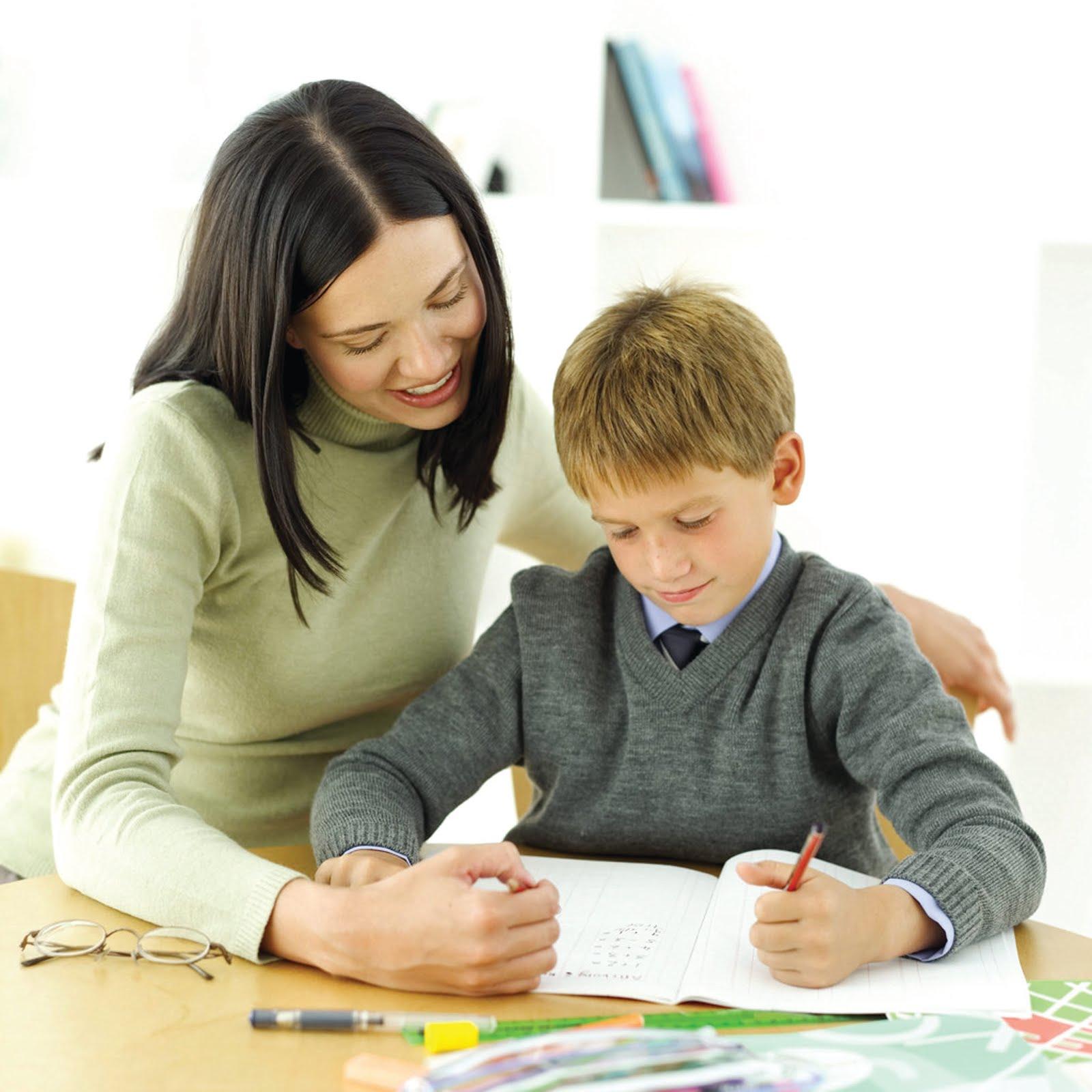belajar didampingi orangtua