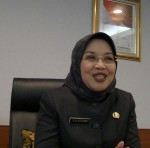 Dr Hj Sylviana Murni, SH, MSi, Deputi Pariwisata dan Kebudayaan DKI Jakarta.