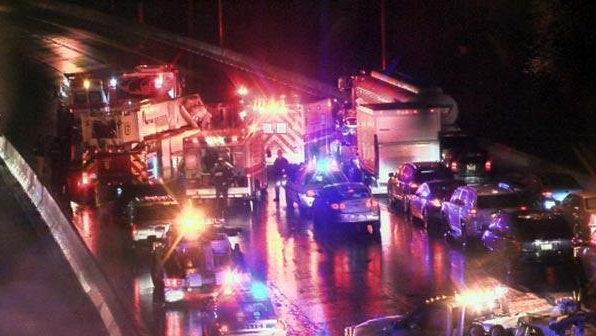 Kecelakaan di Philadelphia
