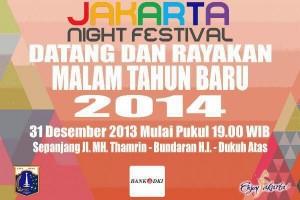 Jakarta Night Festival 2014