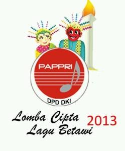 Logo Lomba Cipta lagu betawi