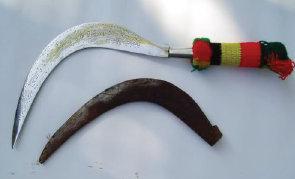 Clurit dari Madura