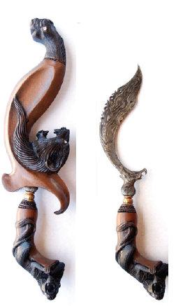 Kujang dari Jawa Barat