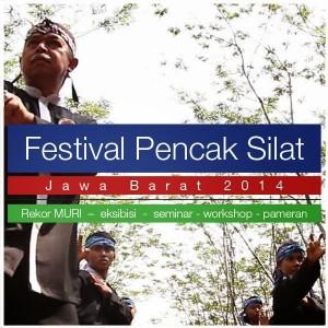 festival pencak silat 2014
