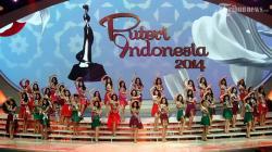 malam puncak puteri indonesia 2014