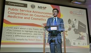 Dubes Blake ajak masyarakat Indonesia berantas pedagangan Obat dan Kosmetik ilegal