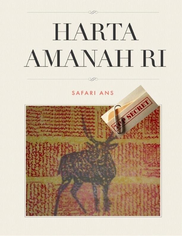 Buku Harta Amanah RI karya ANS
