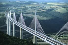 Millau Viaduct Millau, Prancis