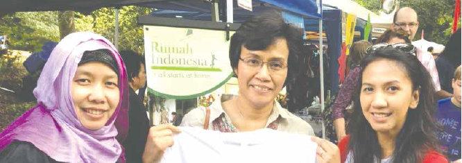 Rumah Indonesia di Amerika