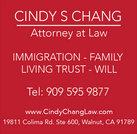 Cindy S Chang
