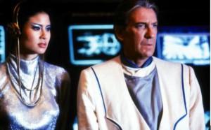 Star Trek V, The Final Frontier pada 1989 sebagai Caithlin Dar