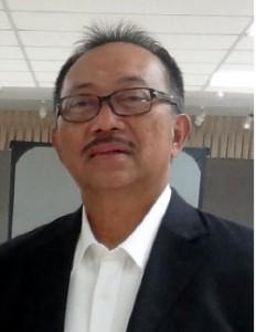 Direktur Jenderal Imigrasi Teuku 'Agam' Sjahrizal