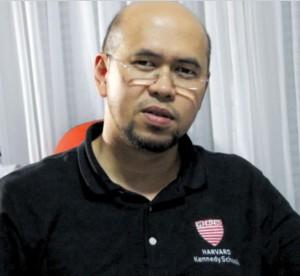 Danang Parikesit Ketua Umum Masyarakat Transportasi Indonesia